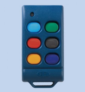 ET 6 button remote control