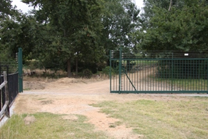 Gate in the Piggy Back Fence 2