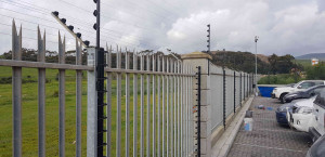 Combination Fences